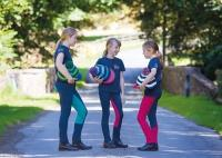 A selection of riding wear for children