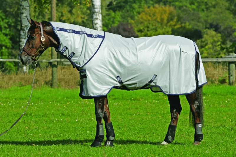 Shires 9647 Tempest 400g Combo Stable Rug