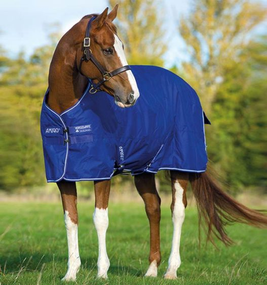 Shires 9339 Tempest 300 Combo Turnout Rug