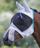 Shires 6653T Fly Veil with Nose Fringe